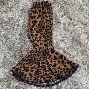 Boutique Leopard Bell Pants